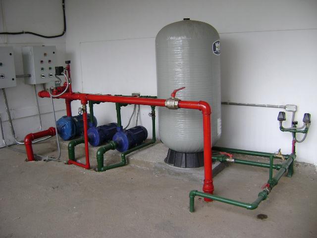 soluciones en agua y energia sistemas hidroneumaticos ForCompresor Hidroneumatico
