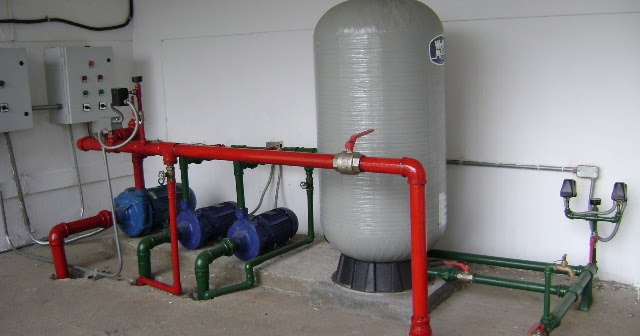 Pumps Tubos Termo Boiler Sistema Hidroneumatico Pedrollo