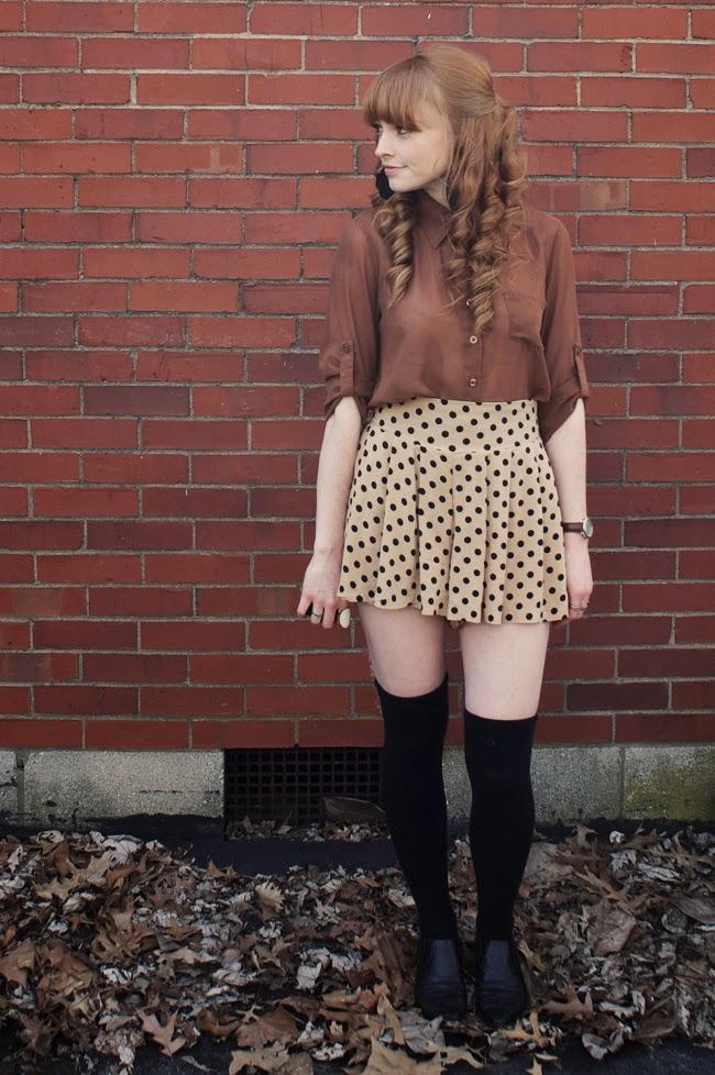 Fear in Wonderland // Spring Fashion