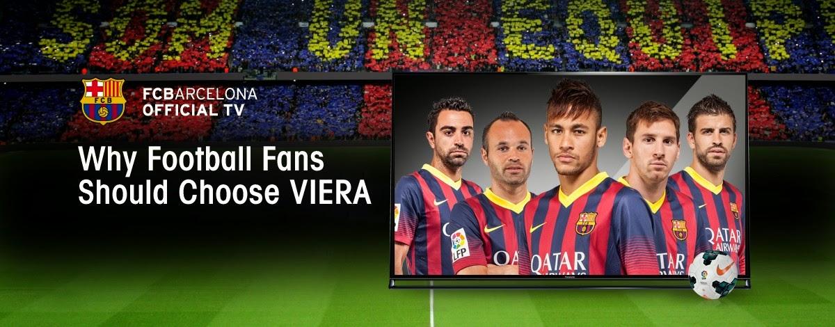 Panasonic renueva su vinculación con el FC Barcelona