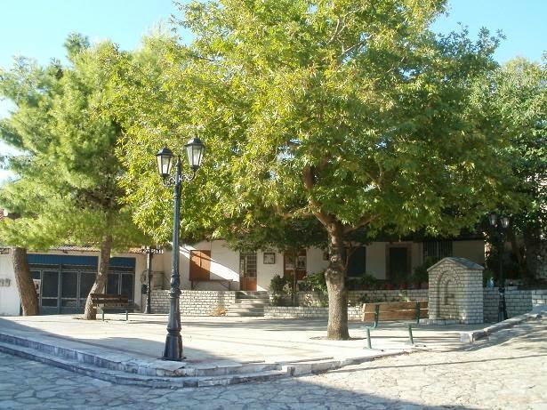 Πλατεία  Γιαννακοπούλου