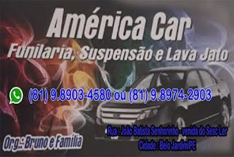 Apoio Américar Car