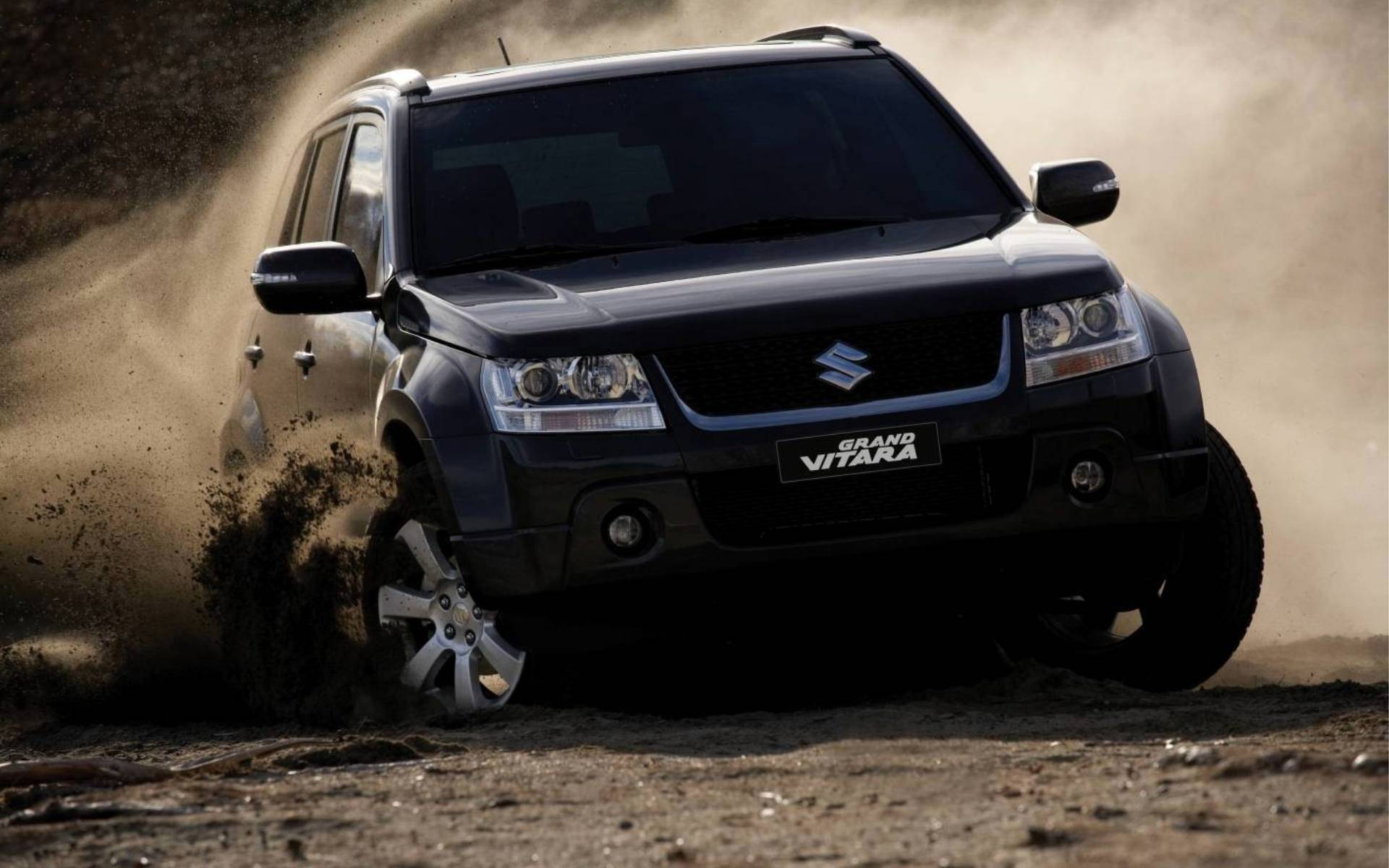 Suzuki Grand Vitara Off Road Widescreen HD Wallpaper 3