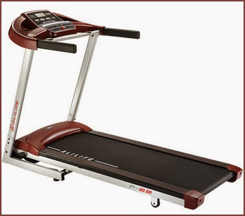 BodyFuel BF18 DC 2.5 H.P Motor Treadmill Online, India - Dietkart