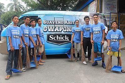 Suaveng Ahit Gwapong Schick Barangay Tour