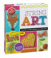 http://store.scholastic.com/Books/Interactive-and-Novelty-Books/Klutz-String-Art