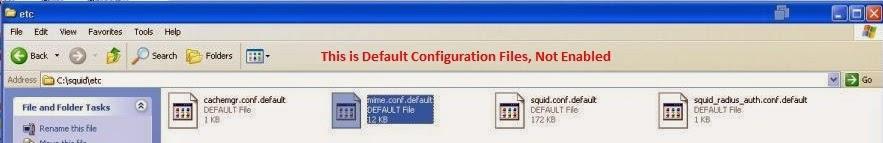 squid proxy server configuration pdf