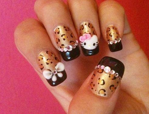 Uñas decoradas | Diseños de Unhas Decoraciones Nail Art
