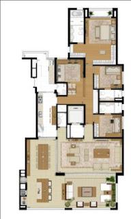 apartamento em santana 4 dormitórios