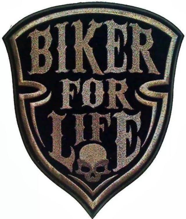 Biker For Life Shirt