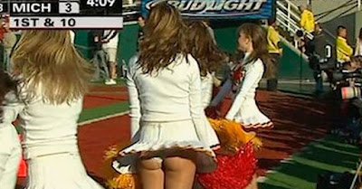 11 Epic Cheerleader Fails