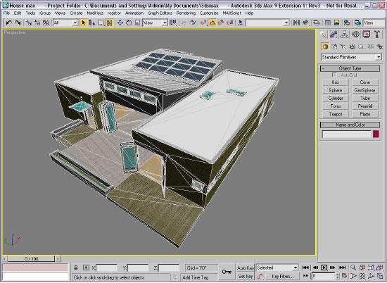 La evoluci n de la ingenier a mediante medios inform ticos for Programas de arquitectura 3d