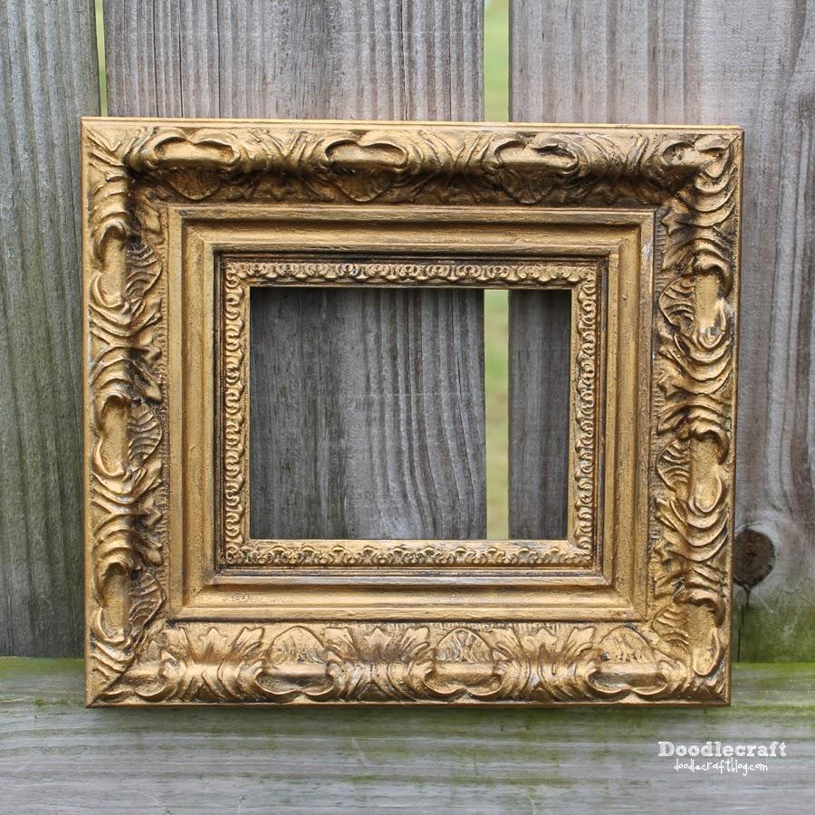 http://www.doodlecraftblog.com/2014/06/gold-or-silver-leaf-ornate-frames.html