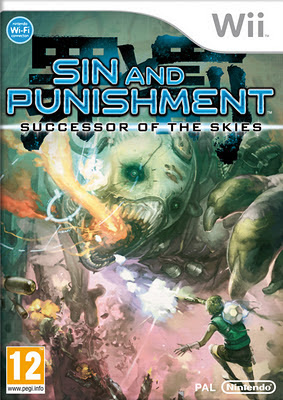 Todo sobre sin and punishment 2 Wii