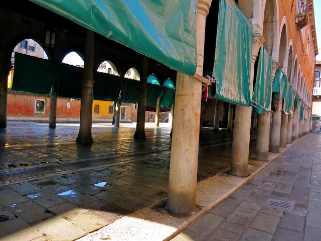 Venice rialto market