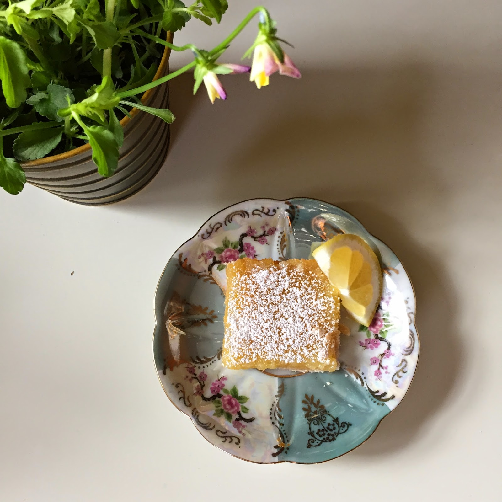 Project Soiree, Lemon Bars, Recipe, Dessert