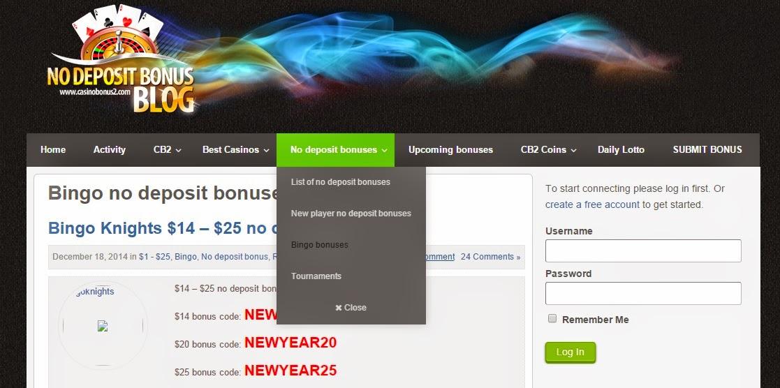 online casino no deposit bonus pley tube