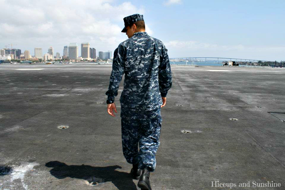 US Navy Sailor