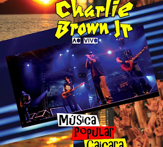 Charlie Brown Jr. - M�sica Popular Cai�ara