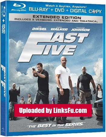 Fast Five (2011) 1080p BrRip