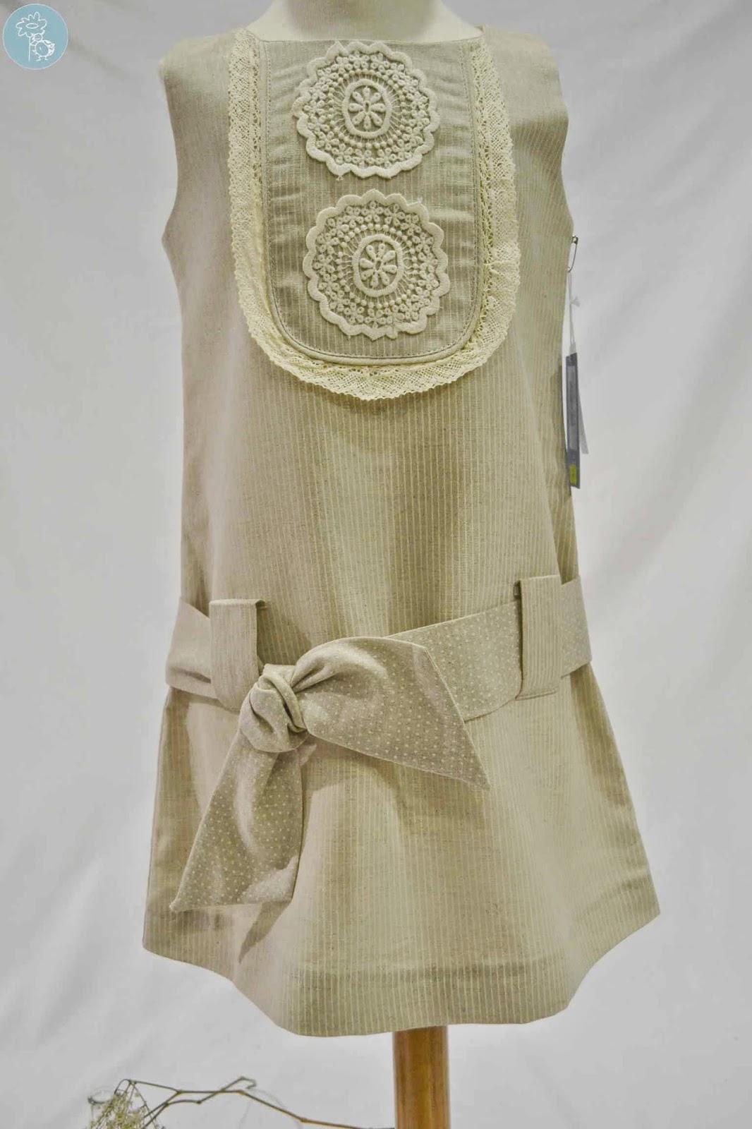 Vestido junior Babiné en Tienda -Blog- Retamalmodainfantil