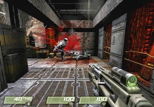 Game for PC Quake 4