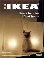 (17/09/011) Catálogo Felino de Ikea