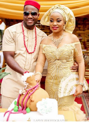 Wedding of the Daughter of ABC transport CEO Ihuoma Nneji(Photos)