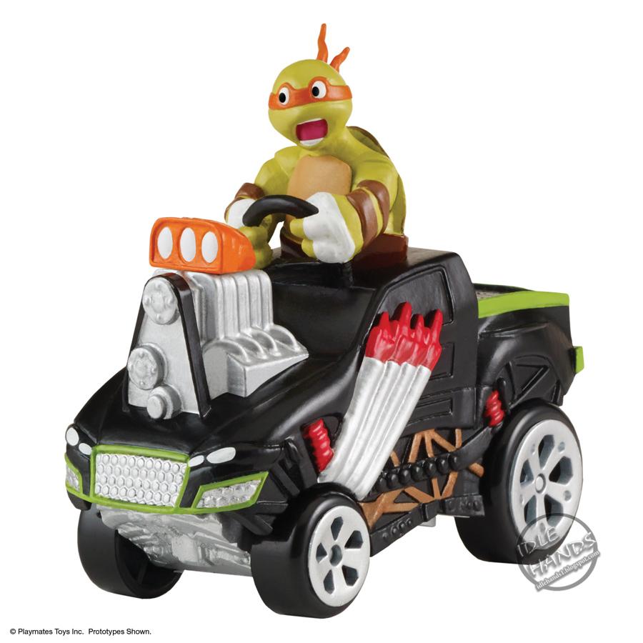 Teenage Mutant Ninja Turtles Mutant Monster Toys : Idle hands playmates teenage mutant ninja turtles fall