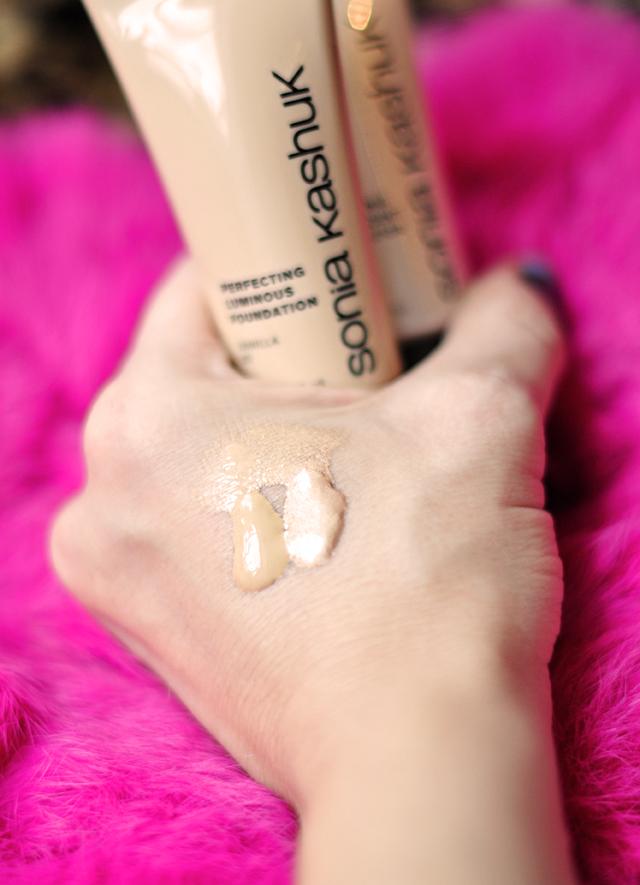 Sonia Kashuk Makeup, foundation