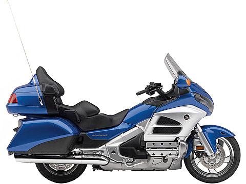 Gambar Motor 2013 Honda Gold Wing GL1800 Audio Comfort, 480x360 pixels