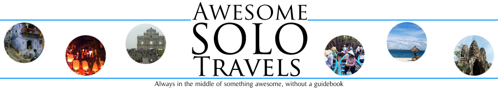 Awesome Solo Travels