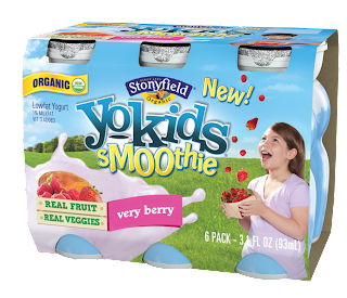 my scraps | On the Moo-ve this Spring with Stonyfield Smoothies