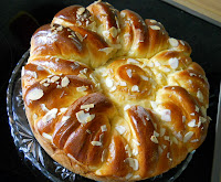 Sahne Brioche