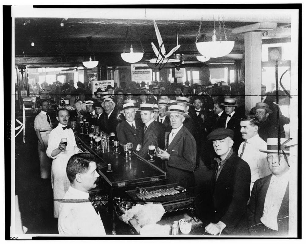 alcohol in america Alcoholism in america image creditcreditjoon mo kang in the early 20th century, henry f milans, an alcoholic ex-journalist, had heard a doctor tell medical students of his condition: this man.