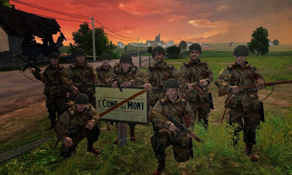 Brothers in Arms v111 Patch English - FilePlanet