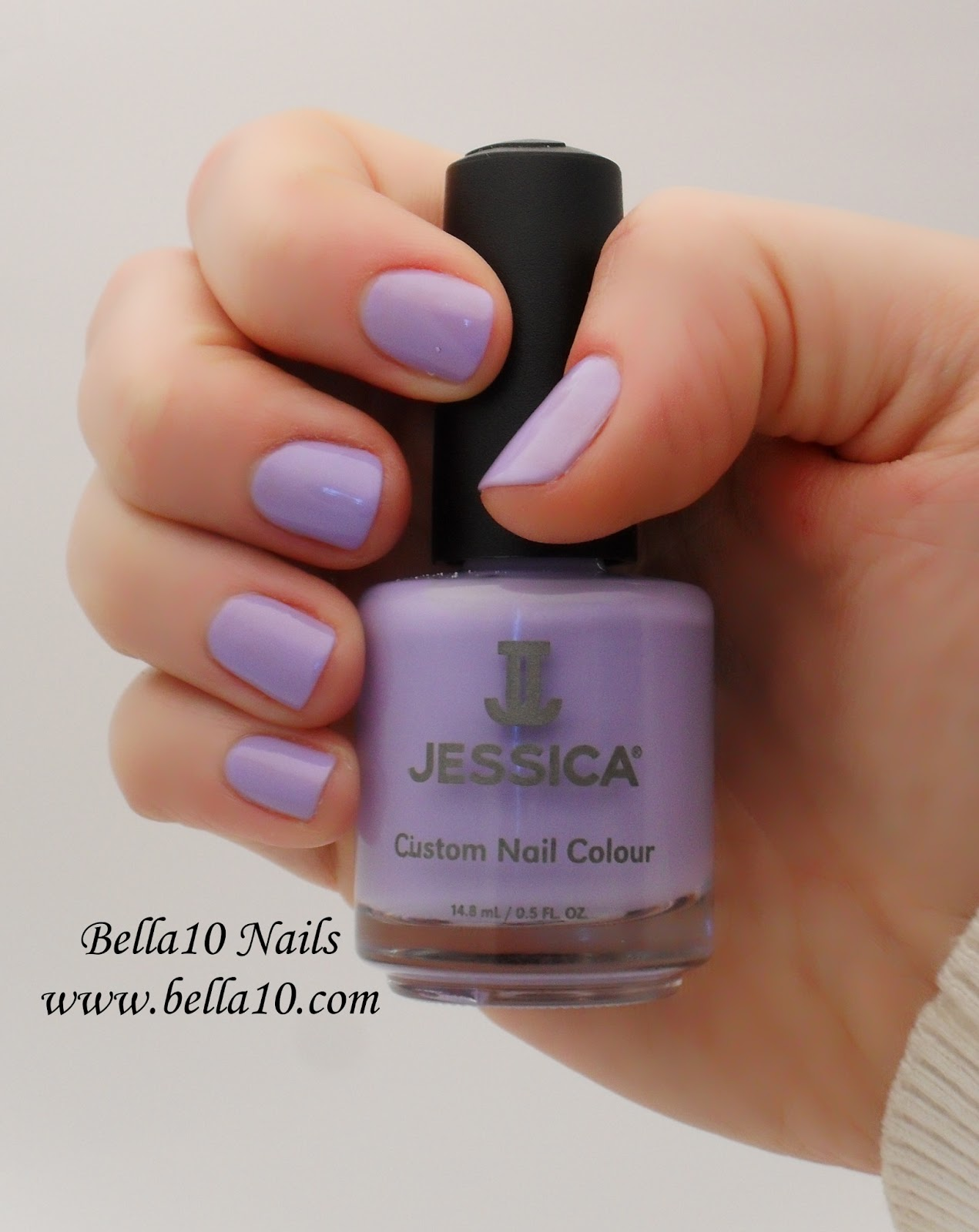Bella10 Nails: It\'s a Girl Thing - Jessica Cosmetics New Spring Line