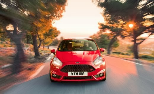 2014 Ford Fiesta ST Arrives in USA