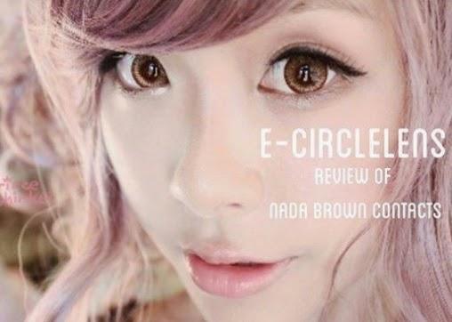 Nada Brown at e-circlelens