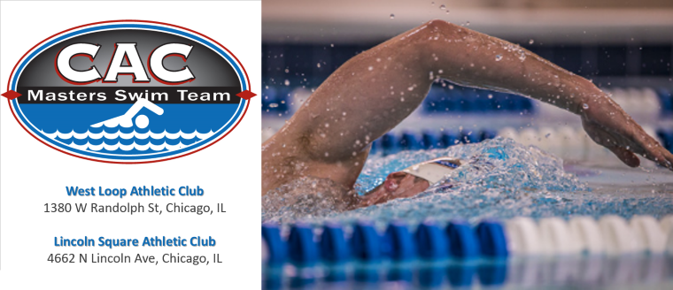 Masters Swim Team - Chicago - WAC