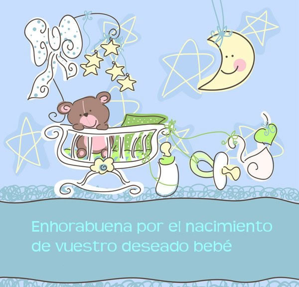 Baby Shower Zyczenia ~ Imagenes con frases de felicidades por el bebe gifs amor