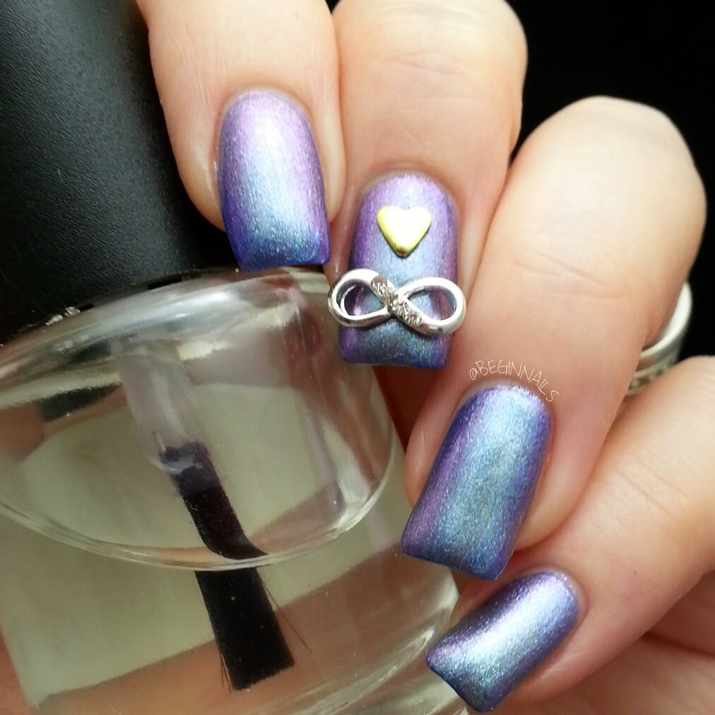 Let\'s Begin Nails: Charmingly Simple Nail Charm Review