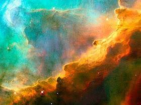 galaksi indah