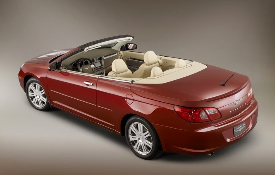 chrysler sebring convertible 2014 hd desktop background. Black Bedroom Furniture Sets. Home Design Ideas
