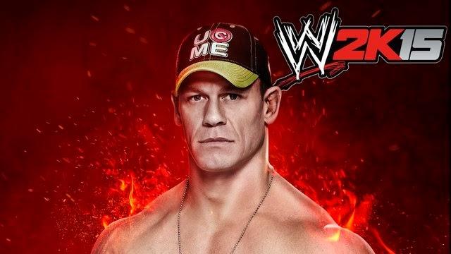 لعبة المصارعة الحرة WWE 2K15
