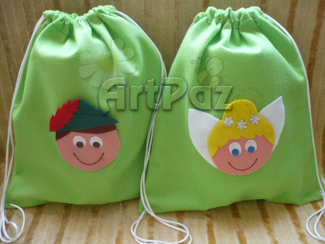Lembrancinhas Peter Pan E Sininho