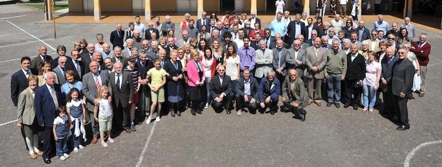 Foto dall'ultimo raduno: