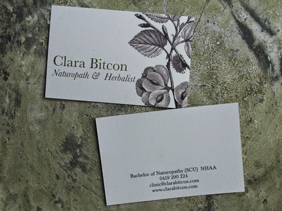 Clara Bitcon from Elm Botanicals - Naturopath, Herbalist, Health Writer and Business Woman Extraordinaire