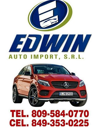Edwin auto  Import