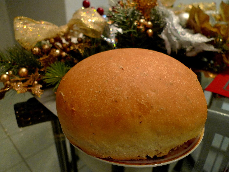 SWEET AS SUGAR COOKIES: Jo's Rosemary Bread